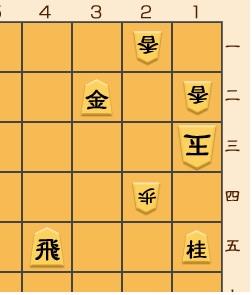 フルーツメール、詰将棋の問題、10月4日