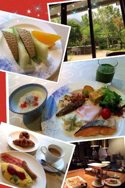 156-ホテル朝食