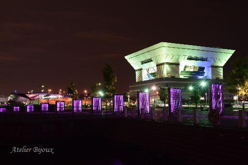 175-大桟橋方面夜景