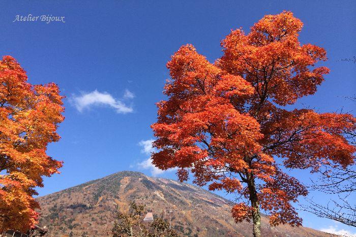 081-男体山-紅葉