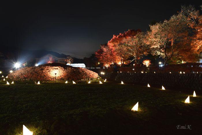 126-New-Emi-紅葉回廊夜景