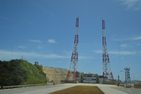 12第一発射台