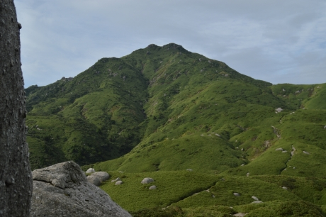 12九州最高峰宮之浦岳