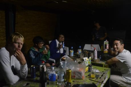 3酒&ポーカー