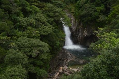 3龍神の滝