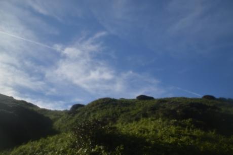 17ひこーき雲!