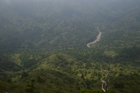 15太鼓岩からの眺め