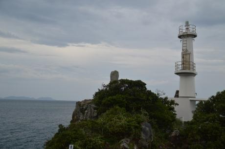 4佐多岬と灯台