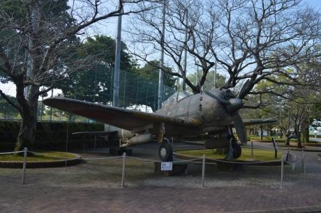 2陸軍一式戦闘機「隼」