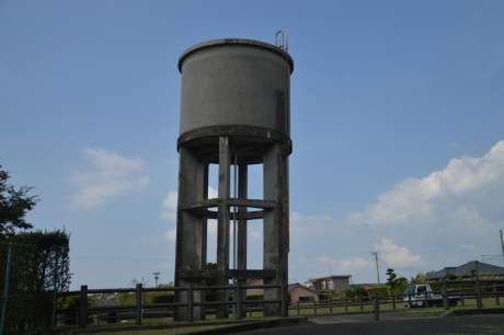 7貯水塔跡