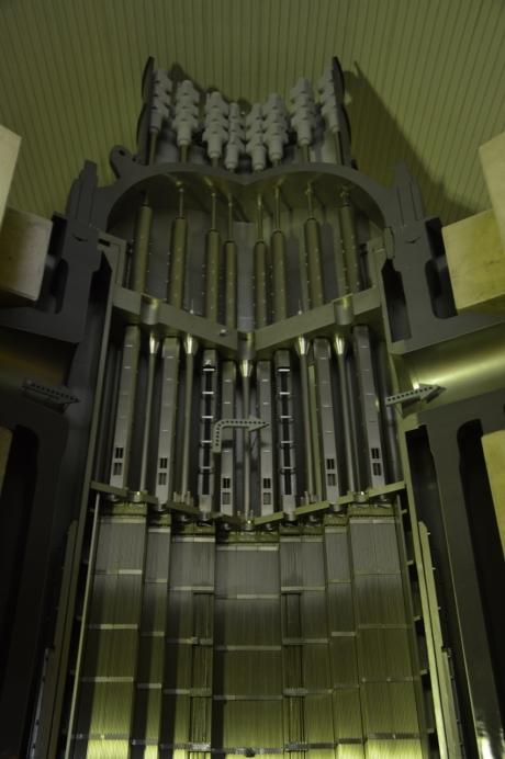 11原子炉もある