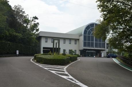 8川内原発展示所
