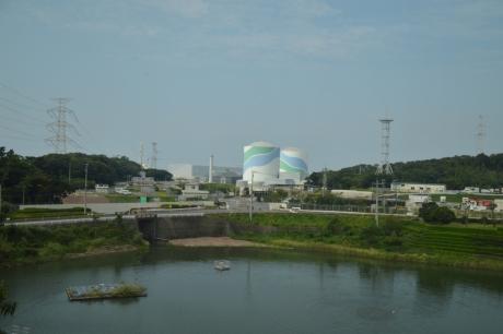 9発電所が見渡せる