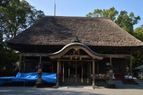 5江戸時代の本殿