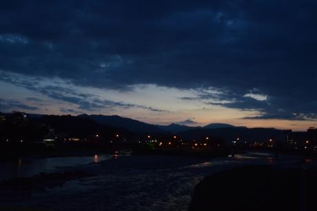 13暗闇の球磨川