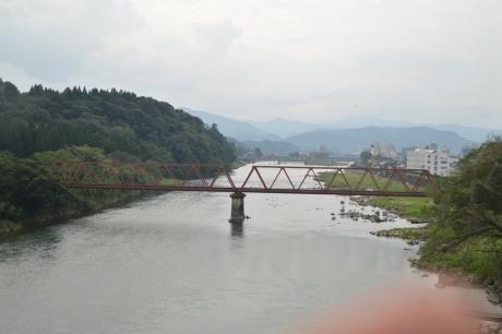 5球磨川鉄道の陸橋