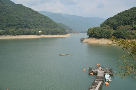 2西日本最高の噴水
