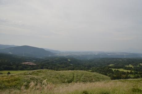 3大峯山と高遊原台地