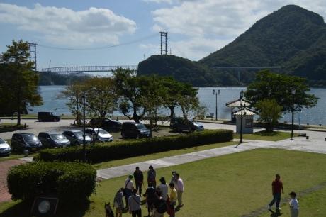 12浦島屋から見える橋