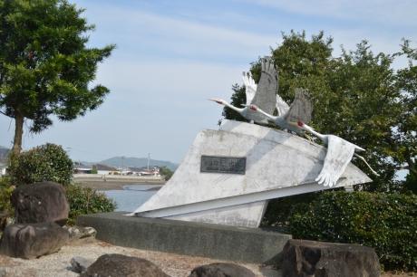 1鶴の飛来地出水