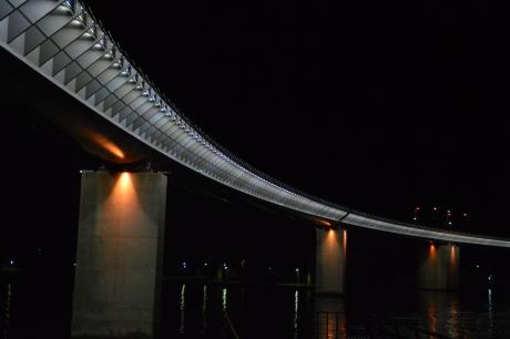 21夜の橋