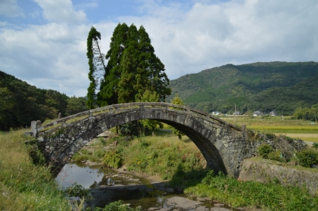 1天草最古の石橋