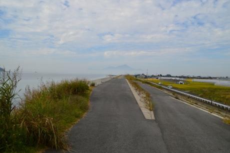 2雲仙へ続く道