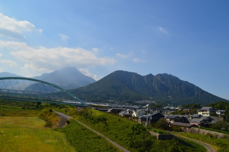 10眉山と普賢岳