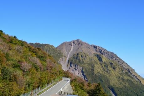 8仁田峠の平成新山