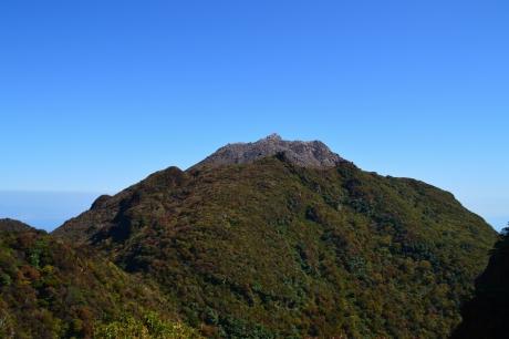 14普賢岳の奥に平成新山