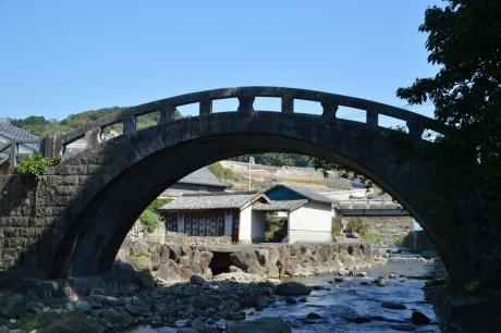 9金浜の眼鏡橋