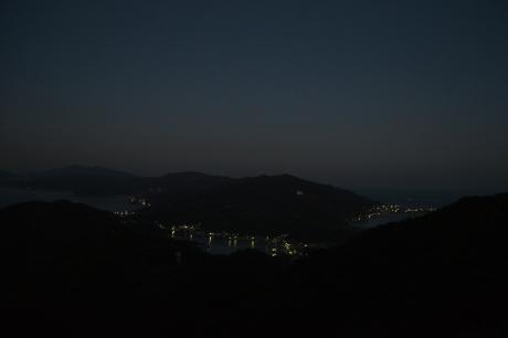 24控えめな夜景