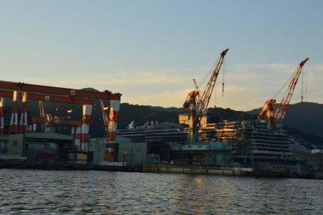 28世界最大のクルーズ船?