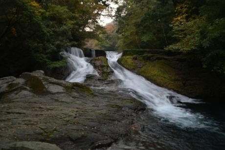 17四十三万の滝