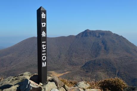 15白口岳(大船山)