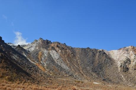 44硫黄山