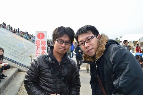 8そっぴー&あきら