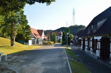 10ドイツの街並み