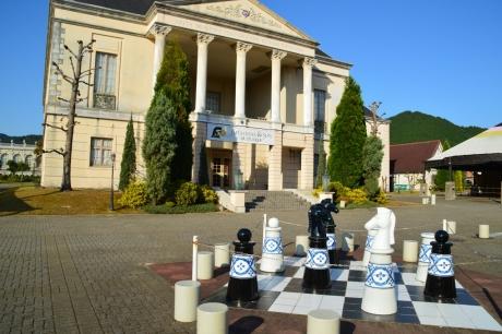 11陶磁器のチェス