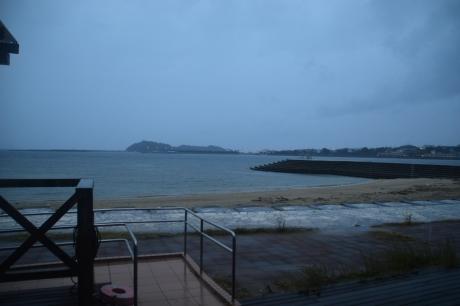2大雨と強風