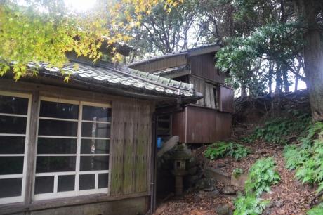 4武家屋敷に付随する神社