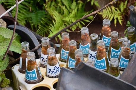 25ファンタの古い瓶