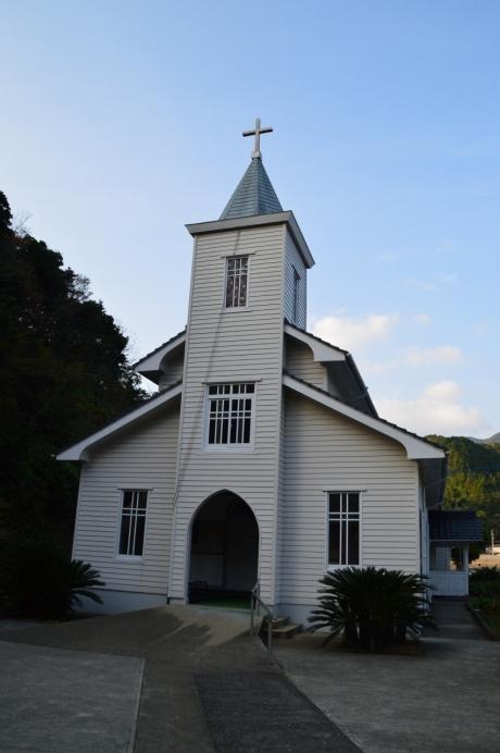 18中の浦天主堂