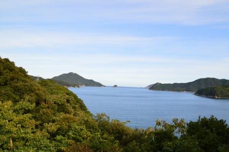 3奥が日の島