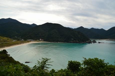 11高浜海岸と頓泊まり海岸