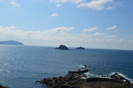 19中ノ島と端島