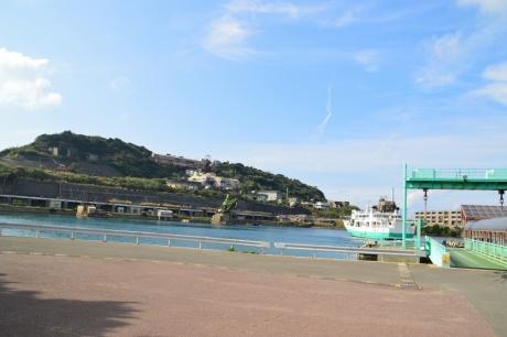 3池島の港