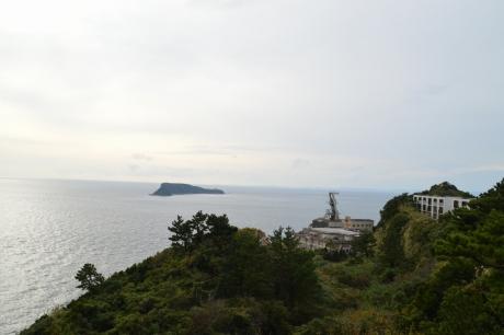 26第二立坑と無人島