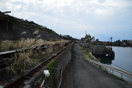 40続く石炭ロード