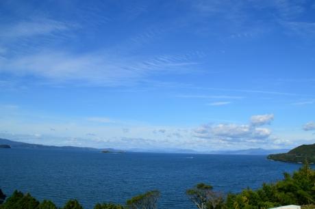 6青い大村湾